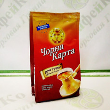 Кава Чорна Карта Для турки мелена 100г