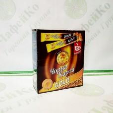 Кава Чорна Карта Gold 25*1,8г