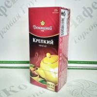 Чай Домашній Міцний 25*1,5г чорний (32)