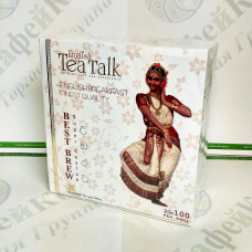 Чай English Tea Talk English Breakfast Англійський сніданок чорн. 100*2г (12)