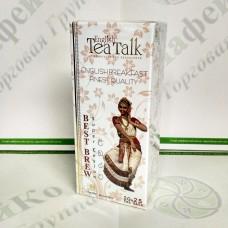 Чай English Tea Talk English Breakfast Англійський сніданок чорн. 25*2г (48)