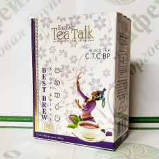 Чай English Tea Talk CTC черн. 100г (24)