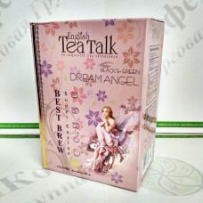 Чай English Tea Talk Dream Angel черн.+зел. 100г (24)