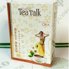 Чай English Tea Talk OPA ОПА черн. 100г (24)