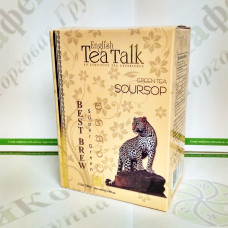 Чай English Tea Talk Soursop Саусеп зел. 100г (24)