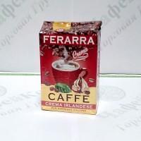 Кофе FERARRA Crema Irlandese Ирландский крем 250г молотый (16)