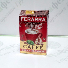 Coffee FERRARA Crema Irlandese 250g ground (15)