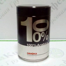 Кава Gimoka Lattina 100% Arabica мелена 250 г (12)
