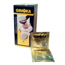Кава Gimoka Gran Festa монодоза 6,7г*18 шт. 30% араб. / 70% роб. (24)