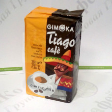 Coffee Gimoka Tiago powder 250 g (20)