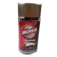 Кава Жокей Тріумф сублімований 95г Скло