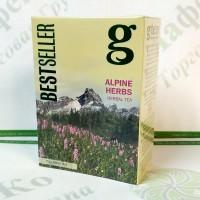 Чай Grace Best Альпійські трави зел. 75г (14)