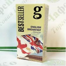 Чай Grace Best Английский завтрак черн. 25*2г (16)