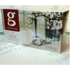 Чай Grace Івнінг тайм чорн. 20*2г + Чашка (6)