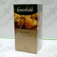 Чай Greenfield Honey Linden Мед і Липа 25*1,5г (10)