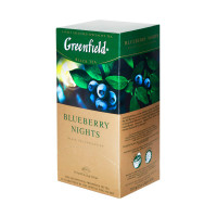 Чай Greenfield Blueberry Nights 25*2г