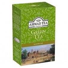 Чай Ахмад Green Tea Зеленый китайский 200г (14)