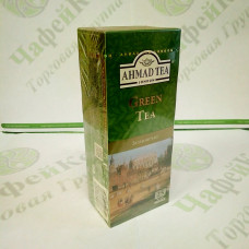 Чай Ахмад Green Tea Зеленый 25шт*2г (16)