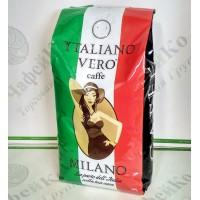 Кава Italiano Vero Milano Мілан 1кг 50% араб. / 50% роб. (10)
