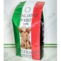 Кава Italiano Vero Palermo Палермо 1кг 50% араб. / 50% роб. (10)