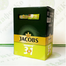 "Coffee JACOBS 3 in 1 ""Amaretto"" 24*12,5g (10)"