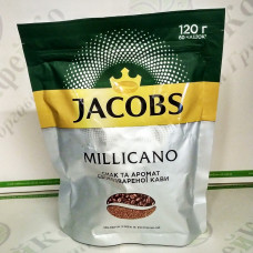Кофе JACOBS Millicano Милликано сублимированный 120г