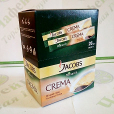 Кава JACOBS Monarch Crema Крему 26х2г