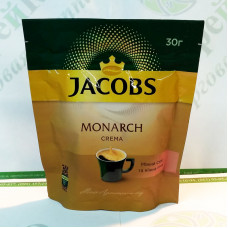 Coffee Jacobs Monarch Crema Cream 30g