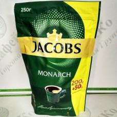 Кава JACOBS Monarch розчинна 250г ОРИГІНАЛ (11)