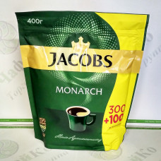 Кофе JACOBS Monarch растворимый 400г ОРИГИНАЛ (8)