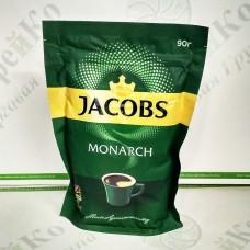 Кофе Якобс Monarch растворимый 90г ОРИГИНАЛ (24)