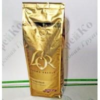 Кава L'or Crema Absolu Classique Крема Абсолютний Класик зерно 500г (8)
