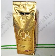 Кофе L'or Crema Absolu Classique Крема Абсолютный Классик зерно 500г (8)