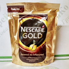 Кава Nescafe Gold 120г (16)