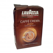 Кава Lavazza Dolce Caffe Crema 1кг зерно
