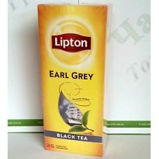 Чай Lipton Earl Grey 25*2г черный (24)