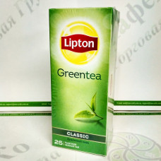 Чай Lipton Green Tea Classic 25*1,7г зеленый (24)