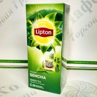 Чай Lipton Sencha 25*1,6г зелений (24)