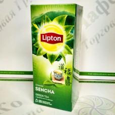 Чай Lipton Sencha 25*1,6г зеленый (24)