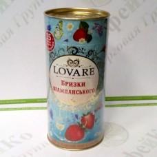 Чай Lovare Бризки шампанського чорний 80г (10)