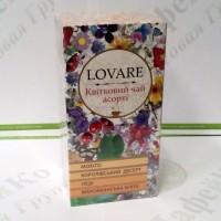Чай Lovare Квітковий асорті 24 * 1.5г (18)