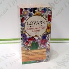 Чай Lovare Цветочный ассорти 24*1.5г (18)