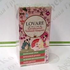 Tea Lovare Chinese tea quartet 24 * 2g green (18)