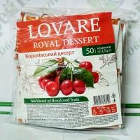 Чай Lovare Королівський десерт 50*2г ройбуш (9)