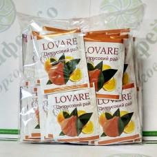 Чай Lovare Цитирусовый рай 50*2г чорний