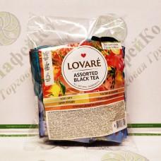 Чай Lovare Чорний асорті 50 * 2г чорний (9)
