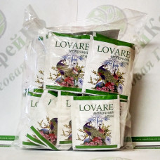Чай Lovare Молочний улун 50*2г зелений