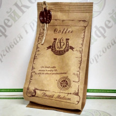 Кава Magnet Brasil Medium Бразилія Помірна сублім. 100г (20)