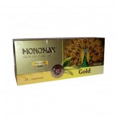 Чай Мономах Gold Голд 25*2г чорн. (18)