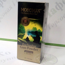 Чай Мономах Exclusive Gun Powder Ган Паудер зелений 25*2г